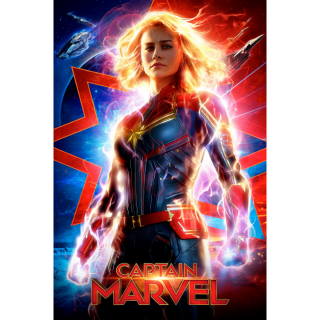 Captain Marvel movies anywhere code