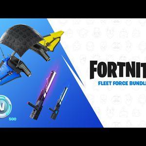 Code   Fortnite fleet force