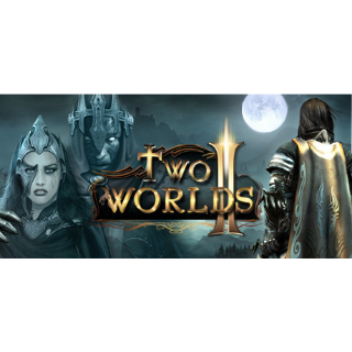 Two Worlds II: Velvet Edition [includes Pirates of the Flying Fortress DLC] [instant]