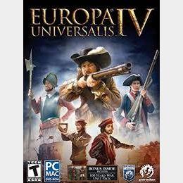 Europa Universalis IV [instant Steam key]