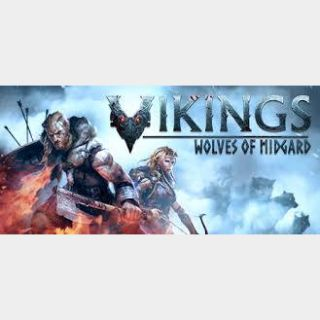 Vikings - Wolves of Midgard [instant Steam key]