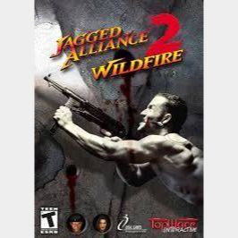 Jagged Alliance 2 Wildfire [instant Steam key]