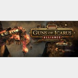 Guns of Icarus Alliance [instant Steam key]