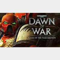 Warhammer 40,000: Dawn of War - GOTY [instant Steam key]