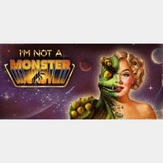 I am not a Monster (I'm not a Monster) [instant Steam key]