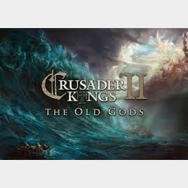 Crusader Kings II: The Old Gods DLC [instant Steam key]