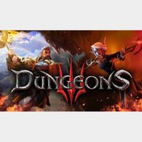Dungeons 3 [instant Steam key] Dungeons III