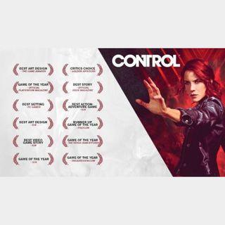 Control: Standard Edition