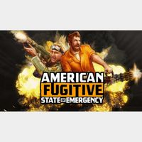 American Fugitive (Steam - Instant Delivery)