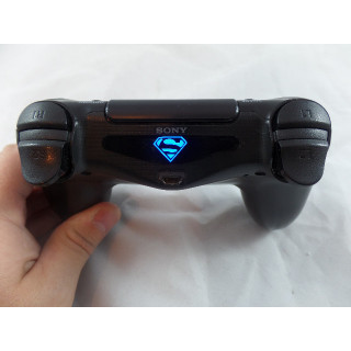 Playstation 4 Ps4 Superman Light bar Decal Stickers