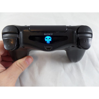 PS4 Controller PUNISHER Light Bar Decal Sticker