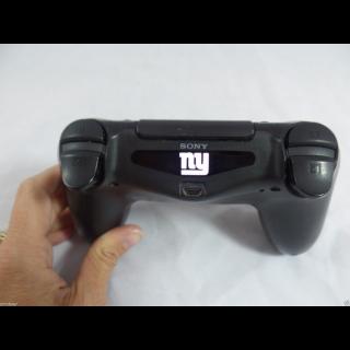 PlayStation 4 PS4 Controller New York Giants Light Bar Decal Sticker