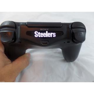 PS4 Pittsburgh STEELERS Controller Light Bar Decal Sticker
