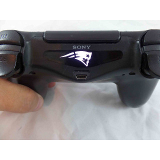 PS4 NEW ENGLAND PATRIOTS Controller Light bar Decal Sticker