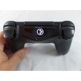 PS4 Pittsburgh STEELERS 2 Controller Light Bar Decal Sticker