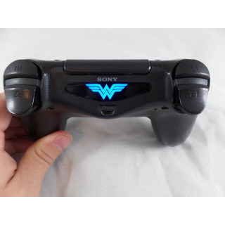 PS4 Controller Wonder Women Light Bar Decal Sticker