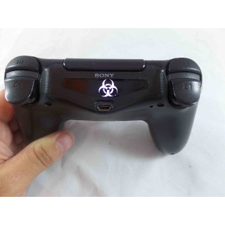 PS4 Controller Bohazard Light Bar Decal Sticker