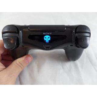 PS4 Controller PUNISHER Light Bar Decal Sticker