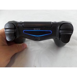 Playstation PS4 Controller Solid center lighted around edge Light Bar Decal