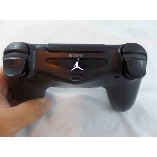 Playstation PS4 Michael Jordan Light Bar Decal