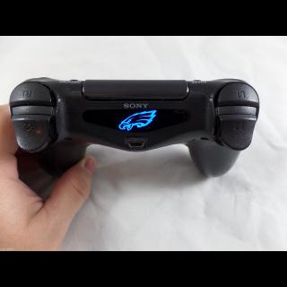 PlayStation 4 PS4 Controller Philadelphia Eagles Light Bar Decal Sticker