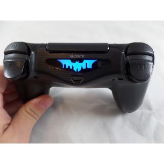 PS4 Batman over Gotham Controller Light Bar Decal Sticker
