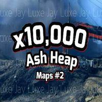 Aid | 10k Ash Heap Maps #2
