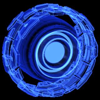 Rocket Forge II: Holographic | Cobalt