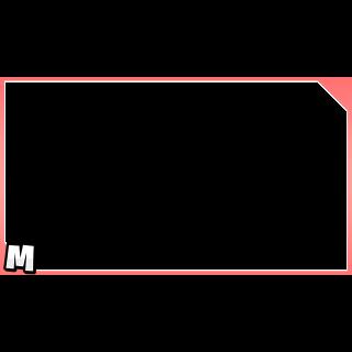 I will make a webcam border overlay