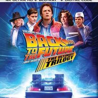 Back to the Future Trilogy - 4k