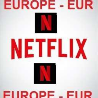 €25 Netflix Europe Instant Delivery✔