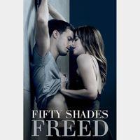 Fifty Shades Freed HD Vudu / Moviesanywhere