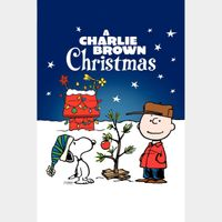 A Charlie Brown Christmas HD VUDU