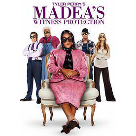 Tyler Perry's Madea's Witness Protection SD VUDU