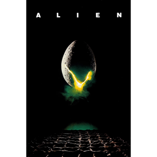 Alien HD Vudu / MoviesAnywhere
