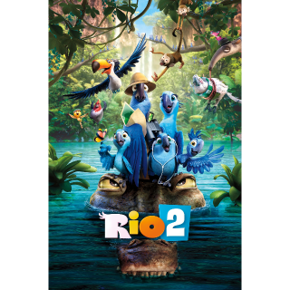 Rio 2 HD Vudu / MoviesAnywhere