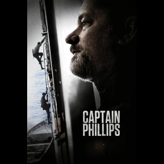Captain Phillips SD Vudu / MoviesAnywhere