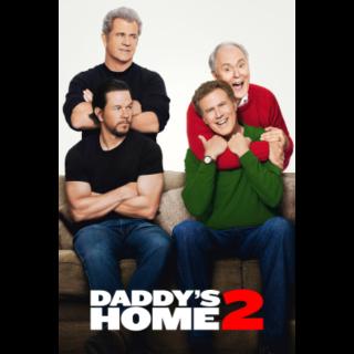 Daddy's Home 2 SD VUDU