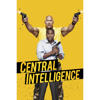 Central Intelligence HD Vudu / MoviesAnywhere