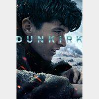 Dunkirk 4K MoviesAnywhere