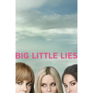 Big Little Lies Season 1 HD VUDU
