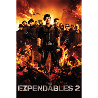 The Expendables 2 SD VUDU