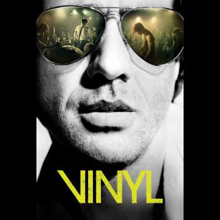 Vinyl Season 1 HD VUDU
