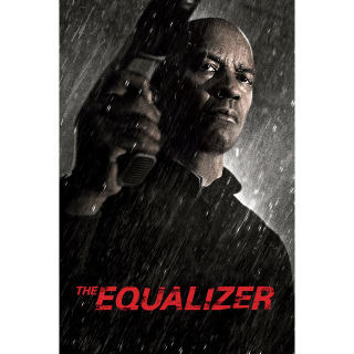 The Equalizer 4k MoviesAnywhere