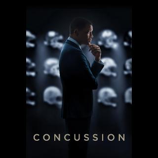 Concussion Vudu / MoviesAnywhere
