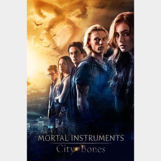 The Mortal Instruments: City of Bones SD Vudu / MoviesAnywhere