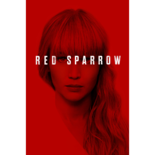 Red Sparrow HD Vudu / MoviesAnywhere