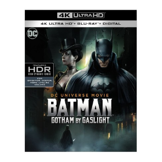 Batman: Gotham by Gaslight 4K Vudu / MoviesAnywhere