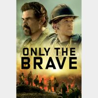Only the Brave SD VUDU / Movies Anywhere