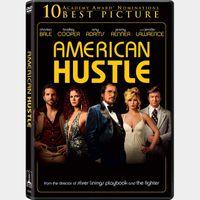 American Hustle HD VUDU / Movies Anywhere